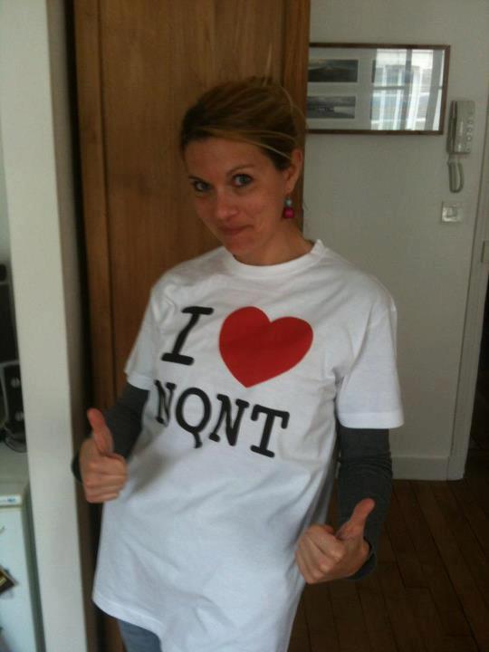 Le t-shirt NQNT